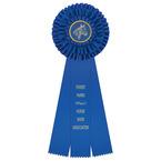 Regent Horse Show Rosette Award Ribbon