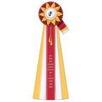 Jersey Horse Show Rosette Award Ribbon
