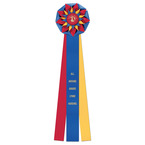 Harwich Horse Show Rosette Award Ribbon