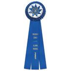 Chatham Horse Show Rosette Award Ribbon