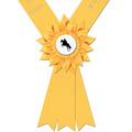 Diplomat Horse Show Award Sash