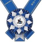 Westbury Horse Show Award Sash