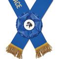 Bourne Custom Rider's Horse Show Award Sash