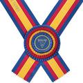 Radstock Custom Rider's Award Sash