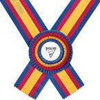 Radstock Custom Rider's Horse Show Award Sash