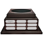Large Cherry Horse Show Perpetual Trophy Base
