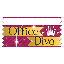 Office Diva Ice-Breaker Ribbon
