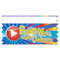 Plays Well With Others Ice-Breaker Ribbon