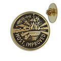 Most Improved Lapel Pin
