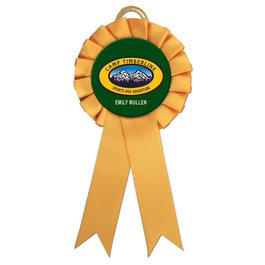 Littleton Rosette Award Ribbon  - Custom