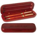 Rosewood Pen and Pencil Set