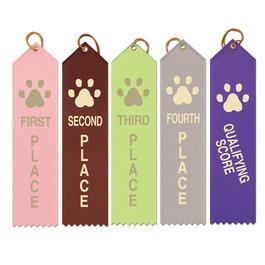 Paw Print Place Award Ribbons