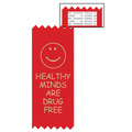 Stock Healthy Minds Red Ribbon