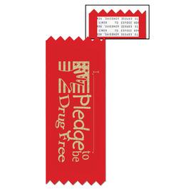 I Pledge Red Ribbon