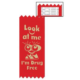 Look at Me Red Ribbon