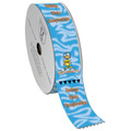 Multicolor Swimming Award Ribbon Roll