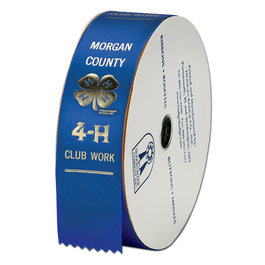 Fair, Festival & 4-H  Award  Ribbon Roll