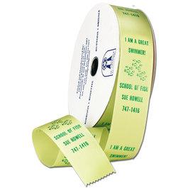 Sports Award Ribbon Roll