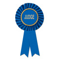 Rosette ID Badge
