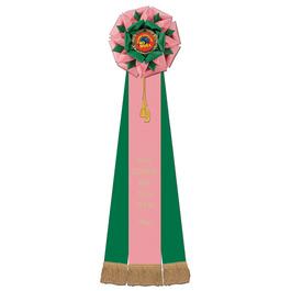 Eastwood Rosette Award Ribbon