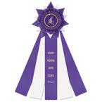 Finchley Rosette Award Ribbon
