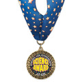 LFL School Award Medal w/ Millennium Neck Ribbon