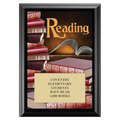 Reading Award Plaque - Black