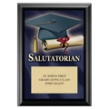 Salutatorian Award Plaque - Black