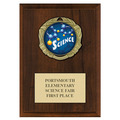 XBX Medal Award Plaque