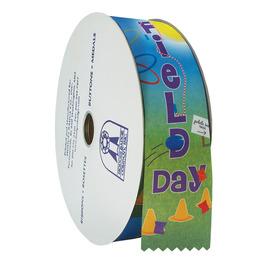 Stock Hula Hoop Field Day Award Ribbon Roll