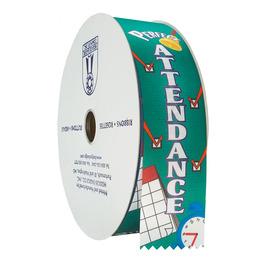 Perfect Attendance Award Ribbon Roll