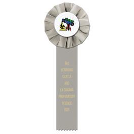 Empire 1 School Rosette Award Ribbon