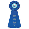 Carlisle School Rosette Award Ribbon