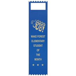 Tape Top Award Ribbon
