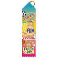 Stock Focus, Fun, Finish FIELD DAY Award Ribbon