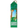 Stock Good Conduct School Award Ribbon