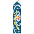 Shining Star School Award Ribbon