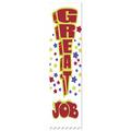 Stock Great Job Award Ribbon