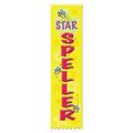 Stock Star Speller School Award Ribbon
