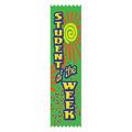 Stock Student of the Week School Award Ribbon