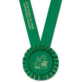 Olympian School Award Sash