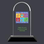 Arch Acrylic School Award Trophy