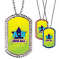 Full Color GEM A-B Honor Roll Dog Tag