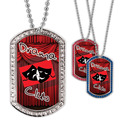 Full Color GEM Drama Club Dog Tag