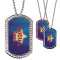 Full Color GEM Principals Award Dog Tag