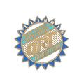 Custom School Lapel Pins - Soft Enamel