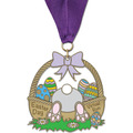 HH Seasonal and Awareness Award Medal w/ Grosgrain Neck Ribbon