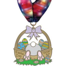HH Seasonal and Awareness Award Medal w/ Millennium Neck Ribbon