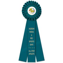 Shannon Rosette Award Ribbon