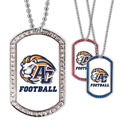 Custom Sports GEM Dog Tags